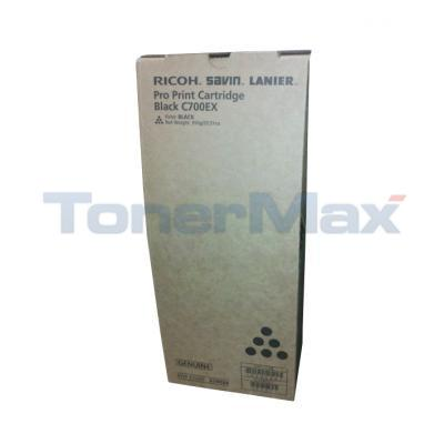 RICOH SAVIN LANIER PRO C700EX PRINT CTG BLACK